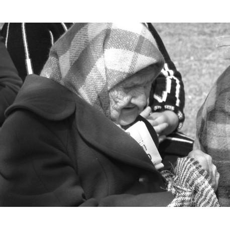 """ЖУРНАЛ """"СЕСТРА"""" ДЛЯ НЕИМУЩИХ - благотворительная карточка Nr. 13750"""