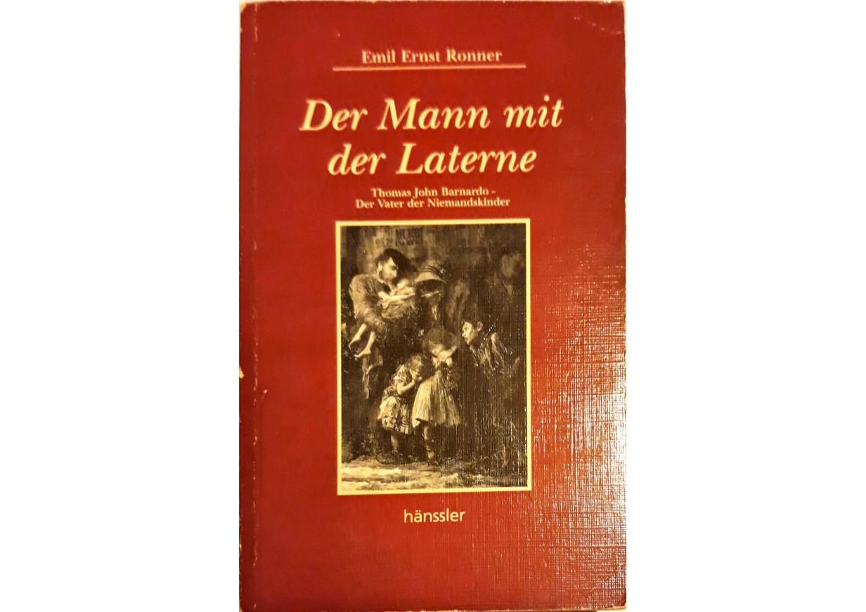 Ronner, Emil Ernst: DER MANN MIT DER LATERNE